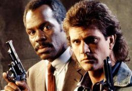 Lethal Weapon mit Danny Glover und Mel Gibson