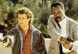 Lethal Weapon 2 mit Mel Gibson und Danny Glover