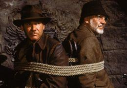 Indiana Jones und der letzte Kreuzzug mit Harrison...nnery