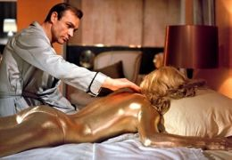 James Bond 007: Goldfinger mit Sean Connery und...Eaton