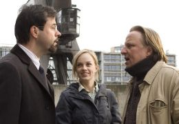 TATORT Satisfaktion mit Jan Josef Liefers, Friederike...Prahl