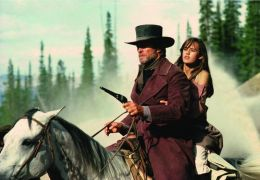 Pale Rider mit Clint Eastwood und Sidney Penny