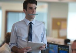 Margin Call - Junganalyst Peter Sullivan (Zachary Quinto)