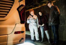 TATORT Zwei Leben mit Delia Mayer und Stefan Gubscher