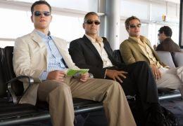 Ocean's Thirteen - Matt Damon, George Clooney und Brad Pitt