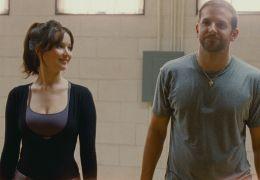 Silver Linings Playbook mit Jennifer Lawrence und...ooper