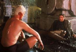 Blade Runner mit Rutger Hauer und Harrison Ford