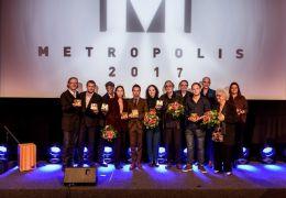 Die Preisträger des Deutschen Regiepreis Metropolis 2017