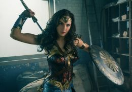 Wonder Woman mit Gal Gadot