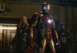 Avengers 2: Age of Ultron mit Chris Hemsworth, Robert...Evans