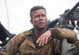 Herz aus Stahl mit Brad Pitt