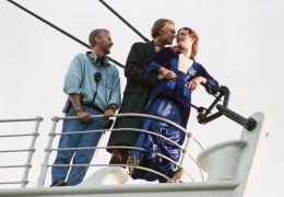 Titanic - Regisseur James Cameron, Leonardo DiCaprio...nslet