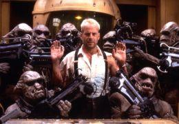 Das fünfte Element mit Bruce Willis
