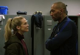 Ane Dahl Torp und John Carew in Heimebane (Home Ground)