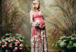 Kirsten Dunst im Rodarte-Katalog