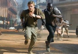 Blood Diamond - Leonardo DiCaprio und Djimon Hounsou