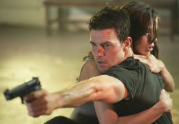 Mission: Impossible 3 mit Tom Cruise und Michelle Monaghan