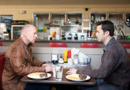 Looper mit Bruce Willis und Joseph Gordon-Levitt