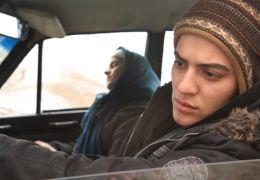 Eine iranische Frau mit Qazal Shakeri und Shayesteh Irani