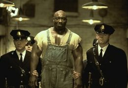 The Green Mile - Tom Hanks, Michael Clarke Duncan und...Morse