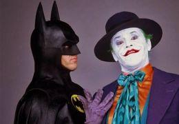 Batman - Michael Keaton und Jack Nicholson