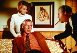 Point Blank mit Angie Dickinson, Lee Marvin und...Connor
