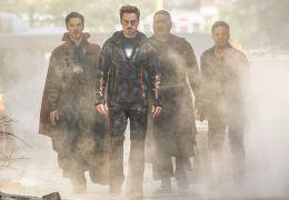 Avengers: Infinity War mit Benedict Cumberbatch,...ffalo
