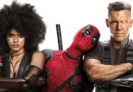 Deadpool - Zazie Beetz, Ryan Reynolds und Josh Brolin