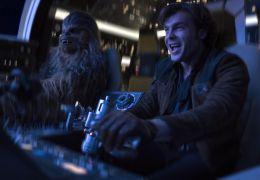 Solo: A Star Wars Story - Joonas Suotamo und Alden...reich
