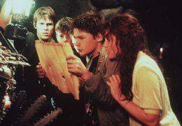 Die Goonies - Josh Brolin, Sean Astin, Corey Feldman...Green