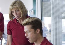 Burn After Reading - Frances McDormand und Brad Pitt