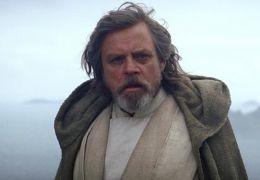 Mark Hamill als Luke Skywalker in Star Wars: The...akens