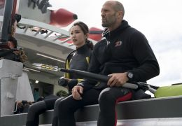 The Meg - Li Bingbing und Jason Statham