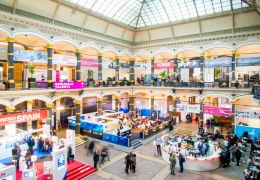 Berlinale European Film Market Lichthof