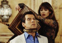 Die Welt ist nicht genug - Pierce Brosnan und Sophie Marceau