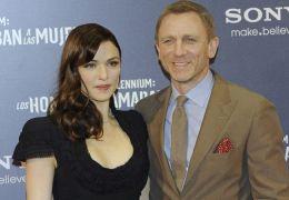 Rachel Weisz mit Daniel Craig