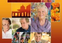 Best Exotic Marigold Hotel - Hauptplakat