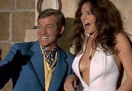 Le Magnifique mit Jean-Paul Belmondo und Jacqueline Bisset
