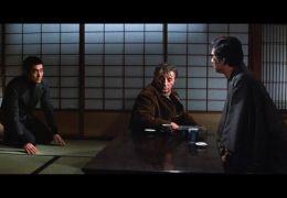 Yakuza - Ken Takakura, Robert Mitchum und James Shigeta