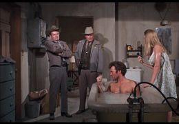 Coogans großer Bluff - Tom Tully, Clint Eastwood und...ohnson