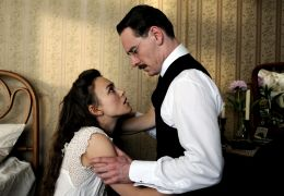 Eine dunkle Begierde - Keira Knightley und Michael...ender