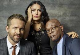 Killer's Bodyguard mit Ryan Reynolds, Salma Hayek und...ckson