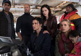 The Meg - Cliff Curtis, Jason Statham, Ruby Rose, Li...a Cai