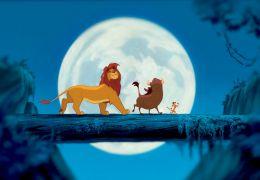 Der König der Löwen - Simba, Pumbaa und Timon