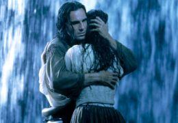 Der letzte Mohikaner - Daniel Day-Lewis und Madeline Stowe