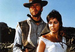 Für eine Handvoll Dollar - Clint Eastwood und Marianne Koch