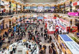 European Film Market auf der Berlinale im Gropius-Bau