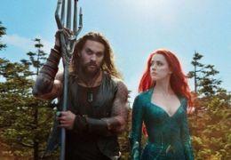 Aquaman - Jason Momoa und Amber Heard