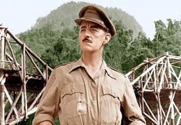 Die Brücke am Kwai - Alec Guinness