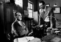 Schindlers Liste - Ben Kingsley und Liam Neeson